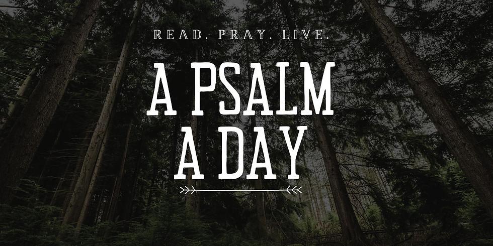 A Psalm A Day