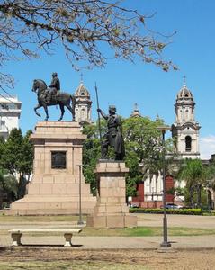 Plaza Artigas - Salto Uruguay