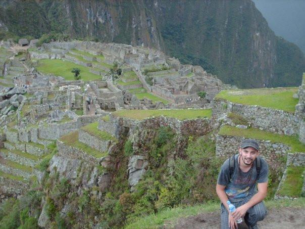 Adrian Guarracino - Machu Picchu