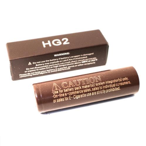 LG - HG2 18650 3000mAh 20A