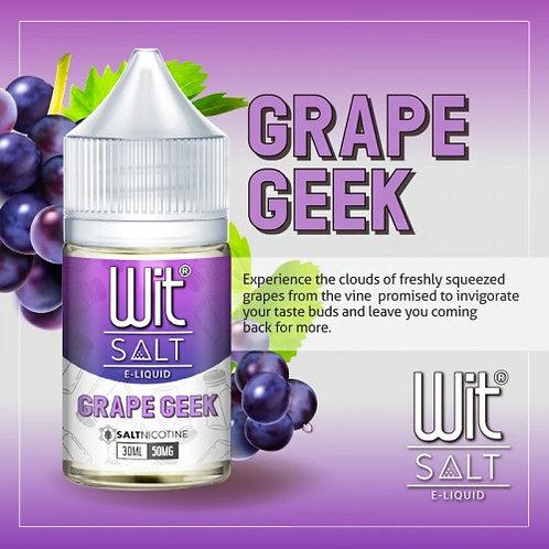 WIT Salts - Grape Geek (50MG)