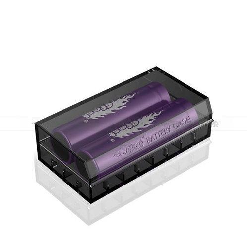 Efest - H2 Hard 18650 Battery Case