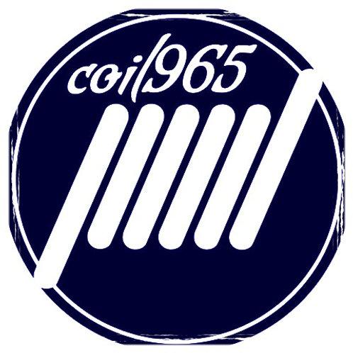 Coil965 Kuwait - FC .14/.13oHms (Pair)