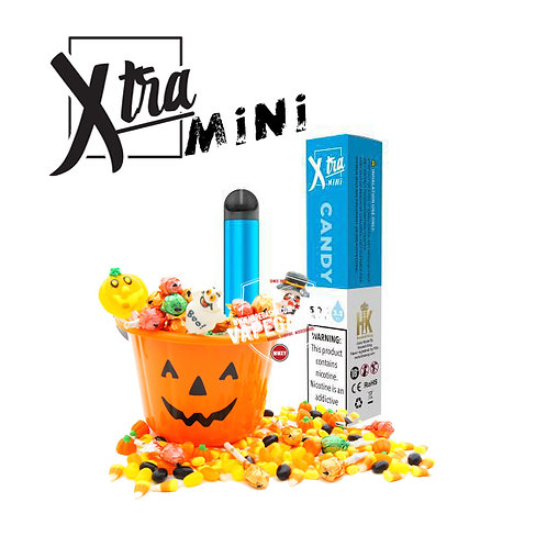 XTRA Ecig Mini Disposable - Candy Bag