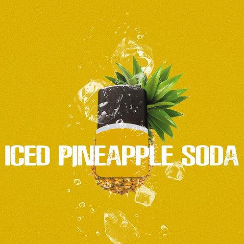 SIYM Smokeless - Iced Pineapple Soda
