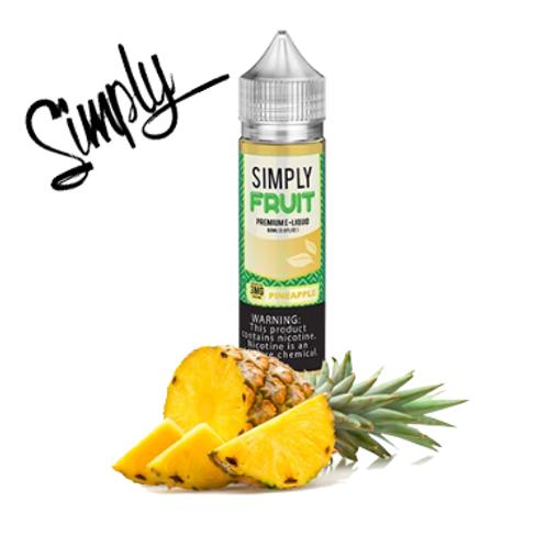 Simply Fruit Eliquid - Pineapple (120ML)
