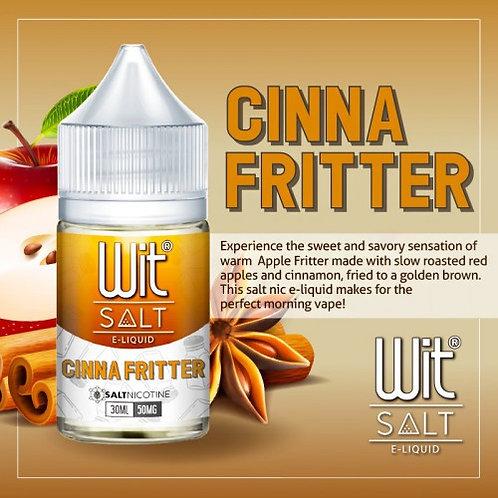 WIT Salts - Cinna Fritter (50MG)
