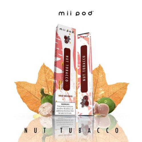 Mii Pod Disposables - Nut Tobacco