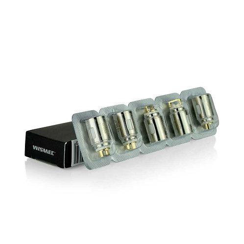 Wismec - Threadless Elabo Tank Coils (5pcs)