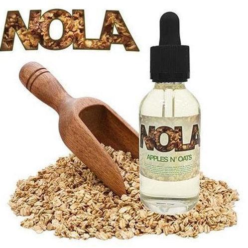 Nola eLiquid - Vanilla Apple Granola Oats
