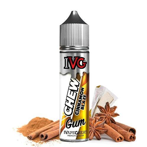 IVG - Cinnamon Blaze (0 Nicotine)