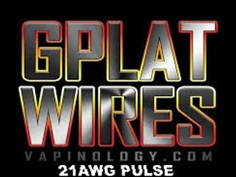 Vapinology GPlat Builder's Wires - 21GA Pulse