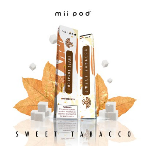 Mii Pod Disposables - Sweet Tobacco