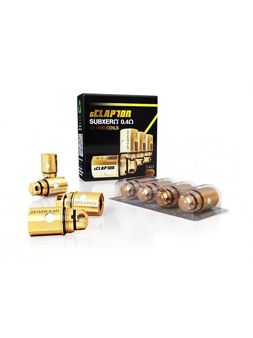 Atom Vapes - gClapton Subxer Coils (4pcs)