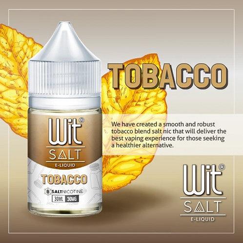 WIT Salts - Tobacco (50MG)