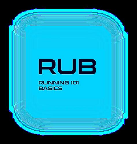 RUNNING 101 - BASICS
