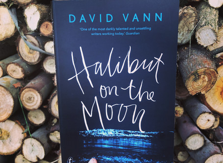 Review: Halibut on the Moon by David Vann