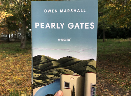 Review: Pearly Gates by Owen Marshall