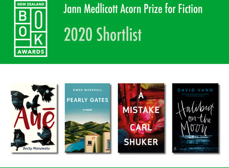 Literatti Glitterati: The 2020 Ockham New Zealand Book Awards