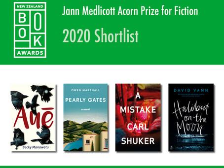 Literatti Glitterati: The 2020 Ockham New Zealand Book Awards
