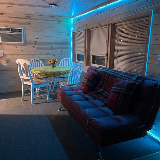 Cabin 12 new LED's