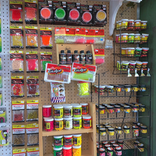 Rainbow Haven Resort Tackle Shop 11