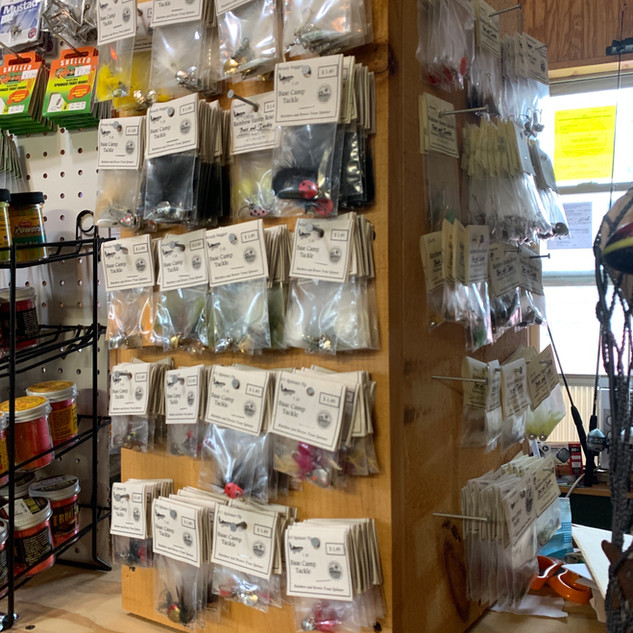 Rainbow Haven Resort Tackle Shop 3