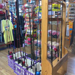 Rainbow Haven Resort Tackle Shop 5