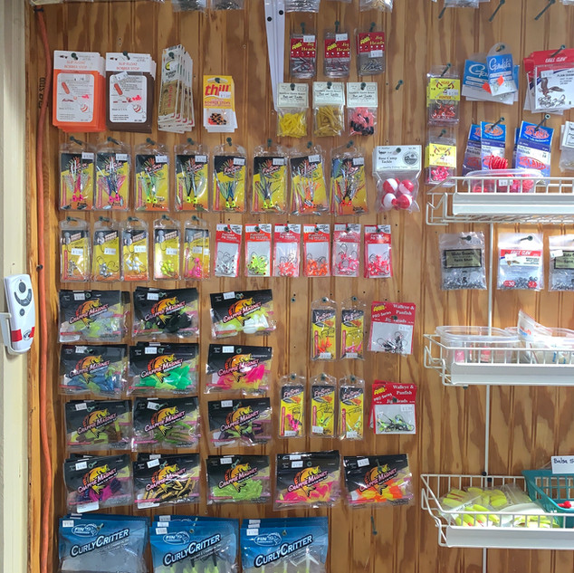 Rainbow Haven Resort Tackle Shop 10