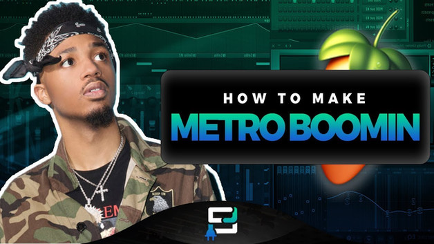 StudioPlug Metro Boomin Mix and Master