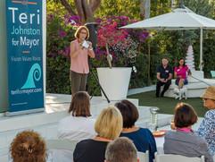 Meet & Greet - Teri for Mayor