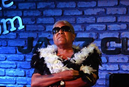 Terri White on Broadway