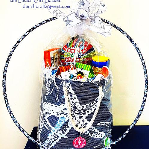 The Beach Gift  Basket