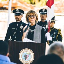 Mayor Teri Johnston