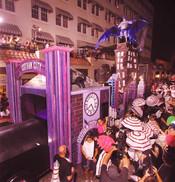 Gotham City - Fantasy Fest Float