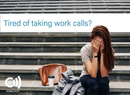 Combating Video Call Fatigue with an On-Demand Communications Strategy