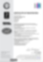 Chambers Southern Ltd ISO9001 NHSS18 NHSS8 Certificate