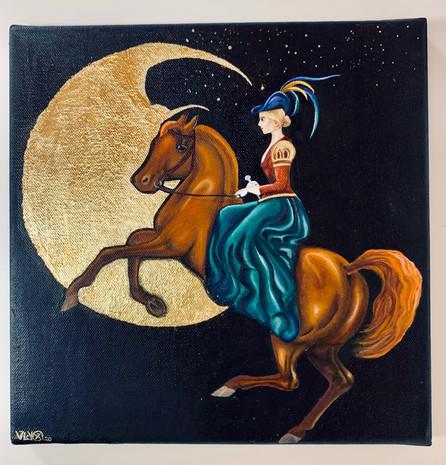 Equestrian II.
