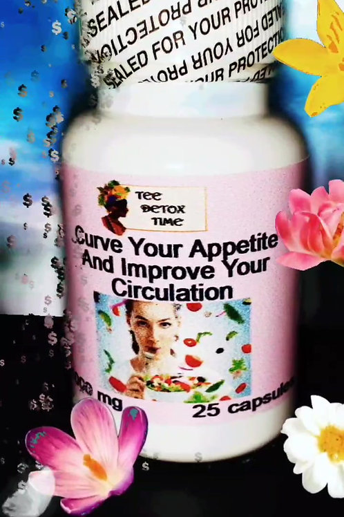 Curve your Appetite