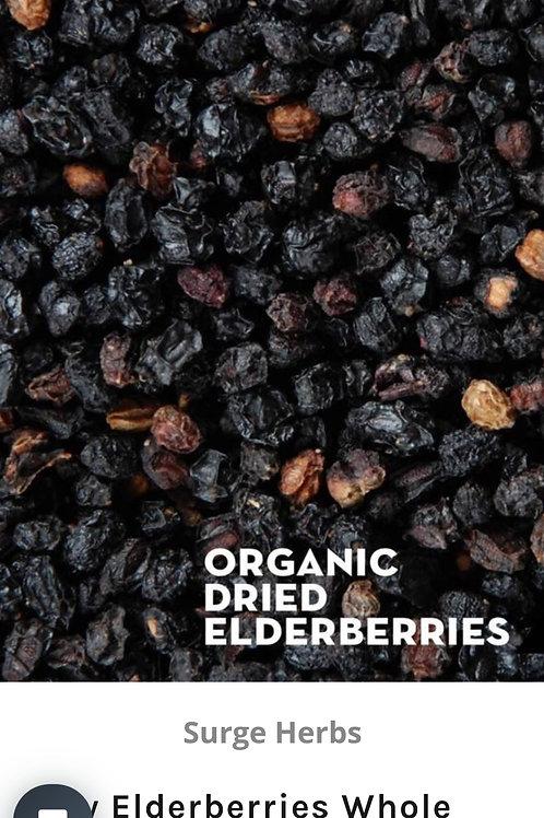Elder berry Capsule