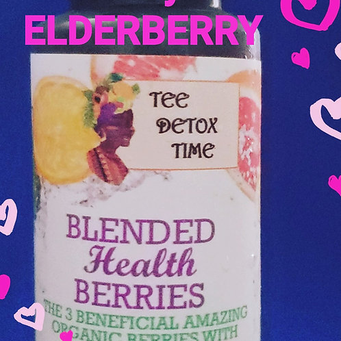 Blended Health Berries