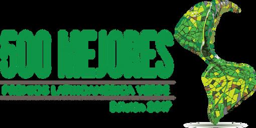 Estamos entre los 500 mejores Proyectos Premios Latinoamerica Verde