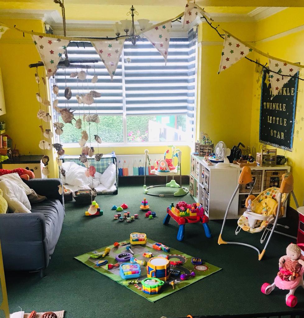 Hessle Baby Room 1