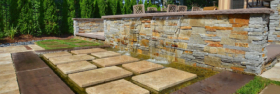 retaining walls are a popular hardscaping service in LA