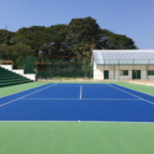 tennis court construction los angeles