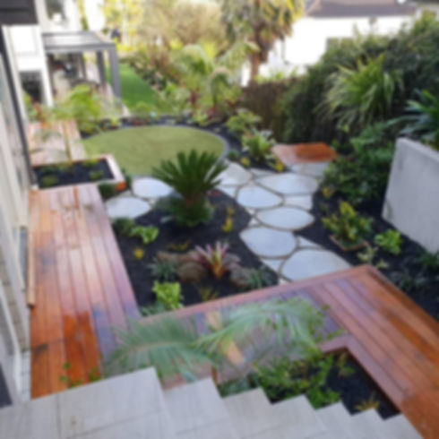 hardscape contractors LA help enhance landscaping