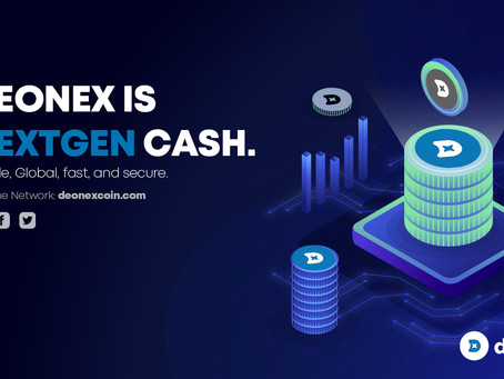 What is Deonex coin?