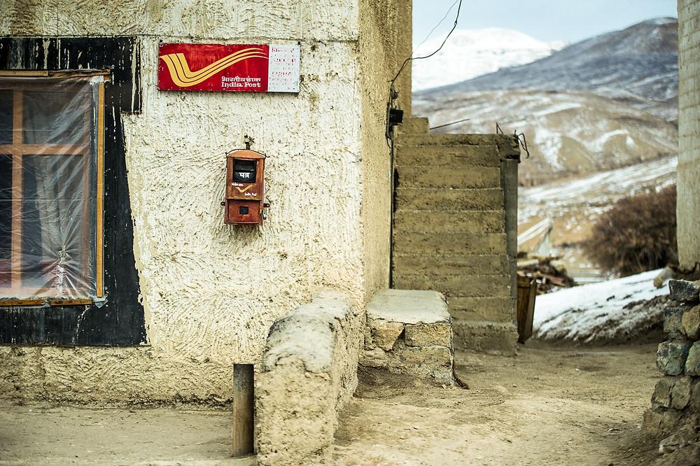 Kibber Post Office