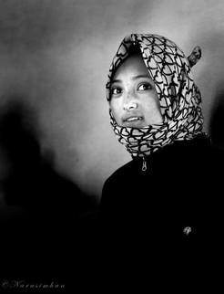 A Village Girl,Kibber