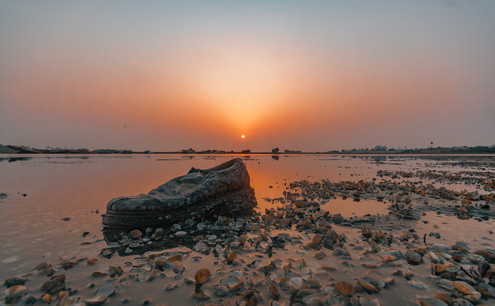 Sunrise at Thazankuppam